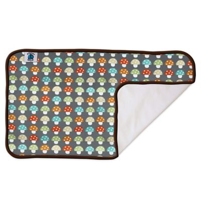 Portable Changing Pads > Planet Wise Designer Changing Pad in Toadstool