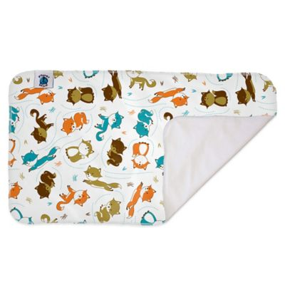 Portable Changing Pads > Planet Wise Designer Changing Pad in Foxtrot
