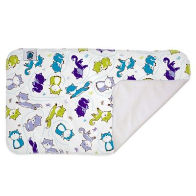 Portable Changing Pads > Planet Wise Designer Changing Pad in Foxy Frolic