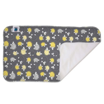 Planet Wise Designer Changing Pad in Hedgehog