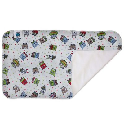 Portable Changing Pads > Planet Wise Designer Changing Pad in Hoot