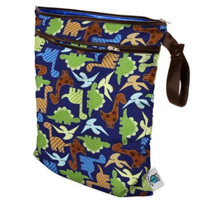 Planet Wise Wet/Dry Bag in Rawr