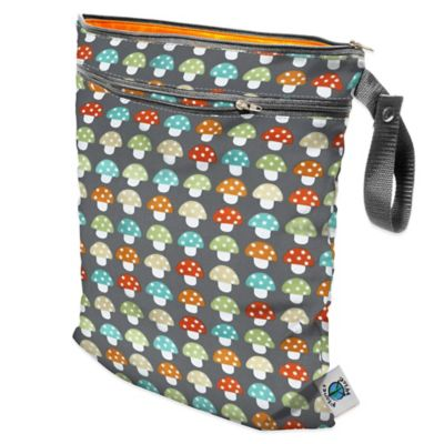 Planet Wise Wet/Dry Bag in Toadstool