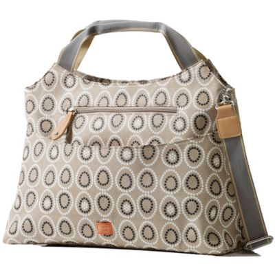 PacaPod Napier Diaper Bag in Brown