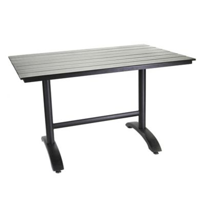 Canyon Dining Table in Black