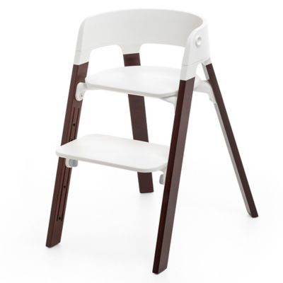 High Chairs > Stokke® Steps™ Chair in Walnut