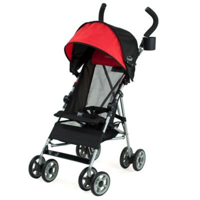 Red Umbrella Stroller