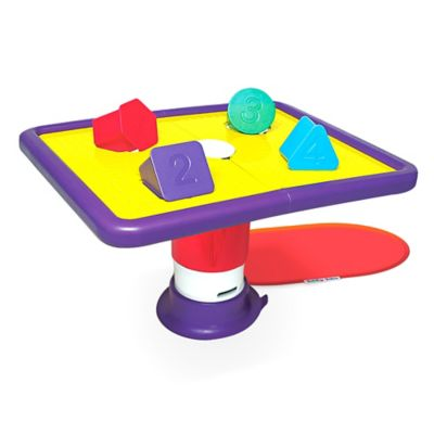 Tubby Table Bath Toy for Toddlers with Nonslip Mat