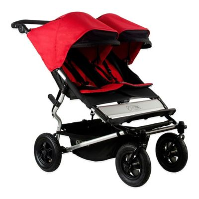 Mountain Buggy® Duet Double Stroller in Chili