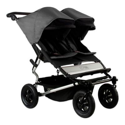 Side by Double Stroller