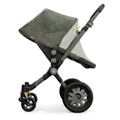 Bugaboo Mosquito Net by Diesel in Camouflage