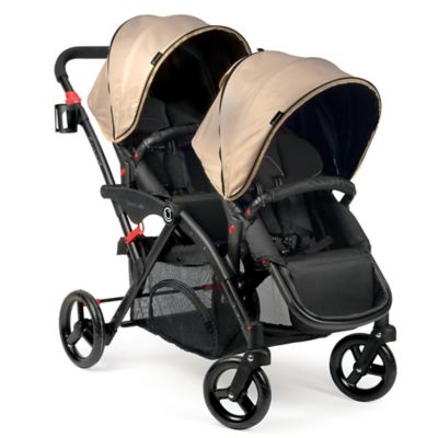 Contours® Options® Elite Tandem Stroller in Sand