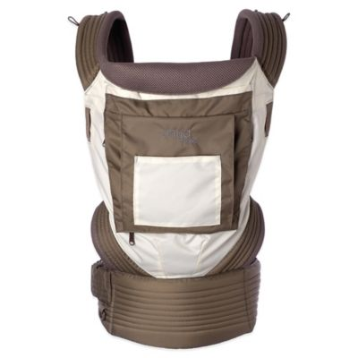 Baby Carrier in Chocolate