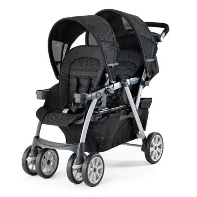 Chicco® Cortina® Together™ Double Stroller in Ombra