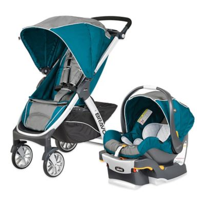 Chicco® Bravo® Trio Travel System in Polaris