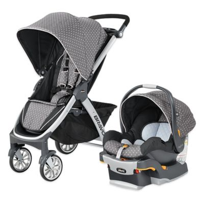 Chicco® Bravo® Trio Travel System in Lilla
