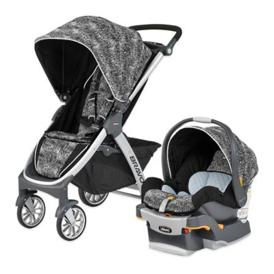 Chicco® Bravo® Trio Travel System in Rainfall