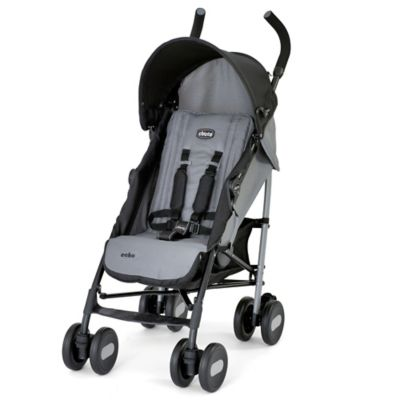 Lightweight Strollers > Chicco® Echo™ Stroller in Coal