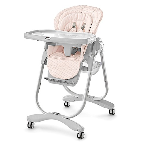 Chicco polly magic high chair in lilla buybuy baby - Chaise chicco polly magic 3 en 1 ...