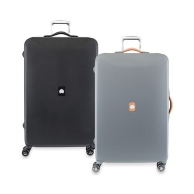 DELSEY Honore+ 27.5-Inch Upright Spinner Trolley in Black