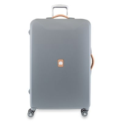 DELSEY Honore+ 27.5-Inch Upright Spinner Trolley in Grey