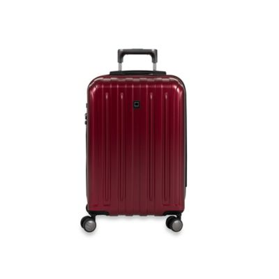 Black Cherry Luggage Carry Ons