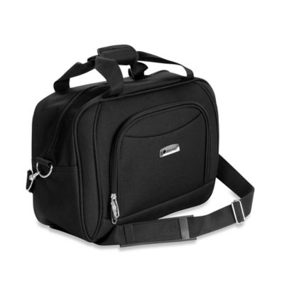DELSEY Illusion Personal Bag in Black