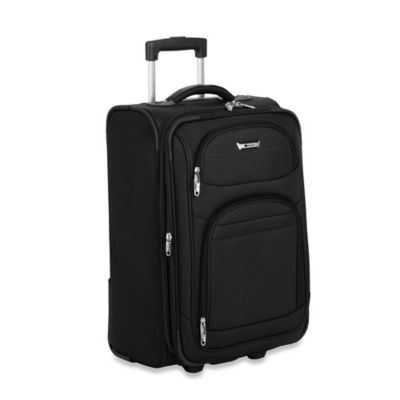 DELSEY Helium Quantum Carry-On Case in Black