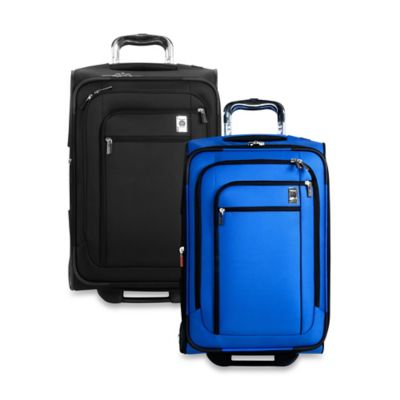 Delsey Helium Sky 21-Inch Expandable 2-Wheel Carry-On Suiter in Navy