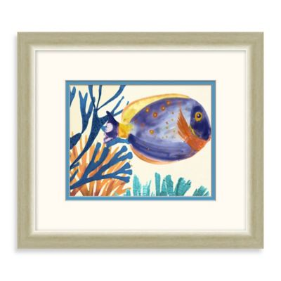 Tropical Fish 1 Wall Art