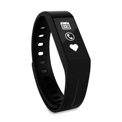 Striiv Touch Fitness Smart Wristband in Black
