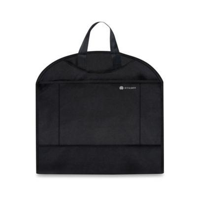 DELSEY Helium 42-Inch Lightweight Garment Sleeve in Black