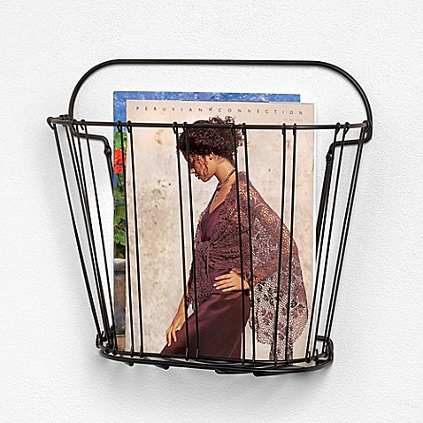 The wire magazine racks, also called publication floor caddies, are the perfect modern solution to cluttered tables and counters. Simply place all your publications in the multi-pocket units to create organization and an eye-catching display for your customers and patrons.
