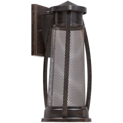 Quoizel Captree Outdoor Large Wall Lantern in Imperial Bronze
