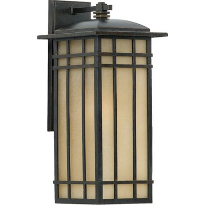 Imperial Bronze with CFL Bulb Outdoor Lighting