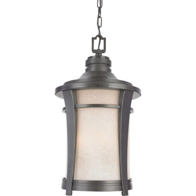 Quoizel Harmony Outdoor Large Hanging Lantern in Imperial Bronze