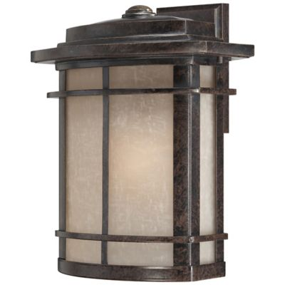 Quoizel Galen Outdoor Wall Lantern in Imperial Bronze