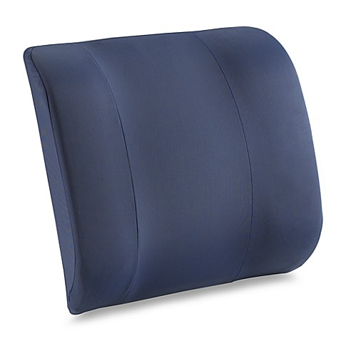 Tempur-Pedic® Lumbar Support Cushion for Home and Office ...