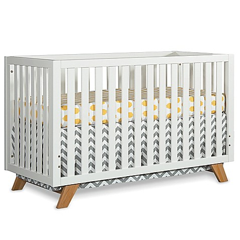 Buy child craft soho 4 in 1 convertible crib in white for Child craft soho 4 in 1 convertible crib in natural