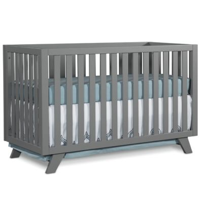 Child Craft™ SOHO 4-in-1 Convertible Crib in Grey