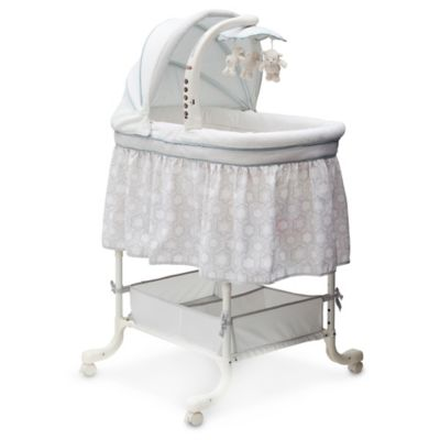 Simmons Kids® Seaside Deluxe Gliding Bassinet