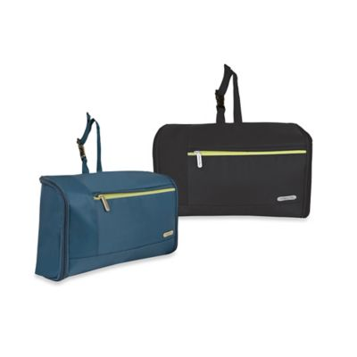 Travelon Float Out Hanging Toiletry Kit in Black