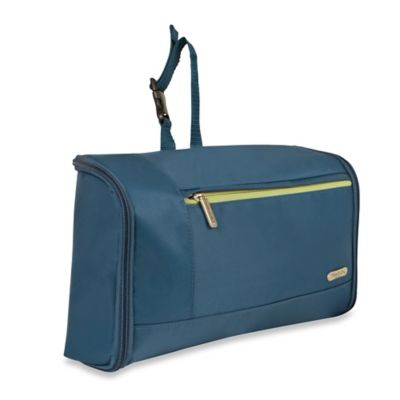 Travelon Float Out Hanging Toiletry Kit in Blue