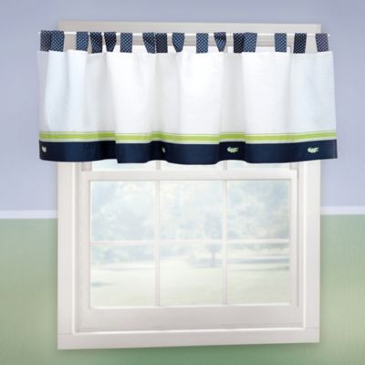 Bananafish® Nantucket Window Valance