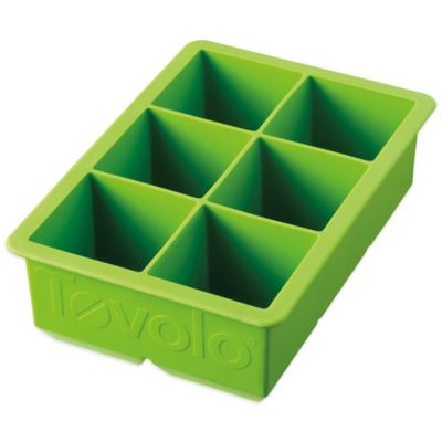 Green Ice Trays