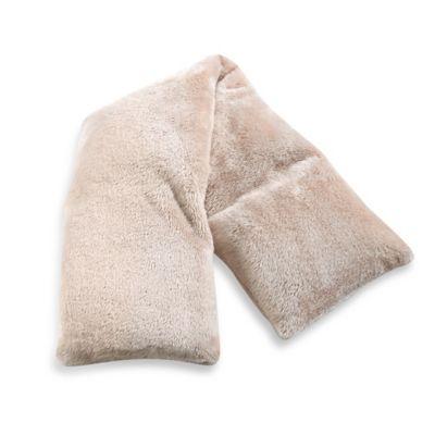 Soothing Neck Wrap in Plush Tan