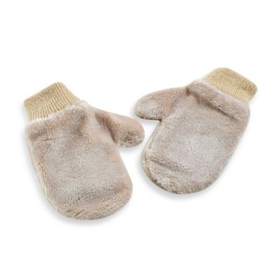Mitten Hand Warmers in Plush Tan (Set of 2)