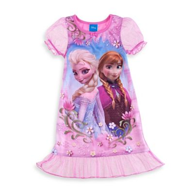 Frozen Size 2T Gown in Pink