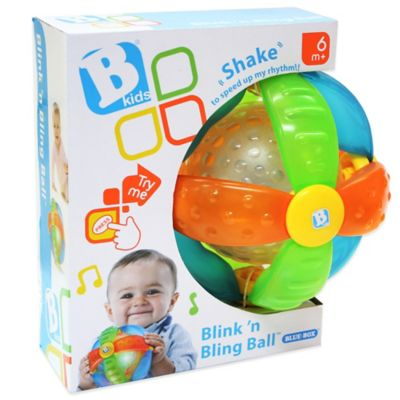 B Kids® Blink 'n Bling Ball