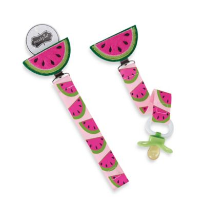 Mud Pie® Watermelon Pacy Clip